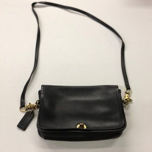 This is a Coach Cross Body Purse